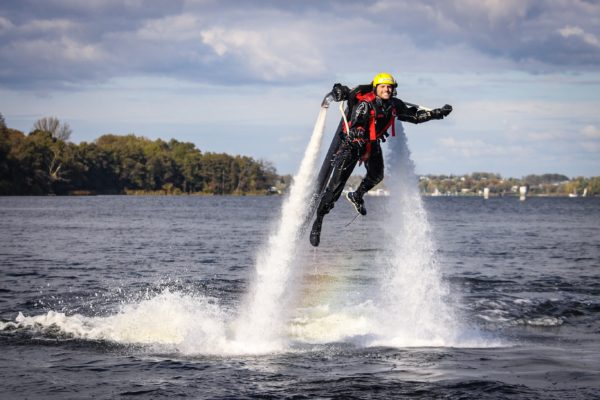 first flyboard